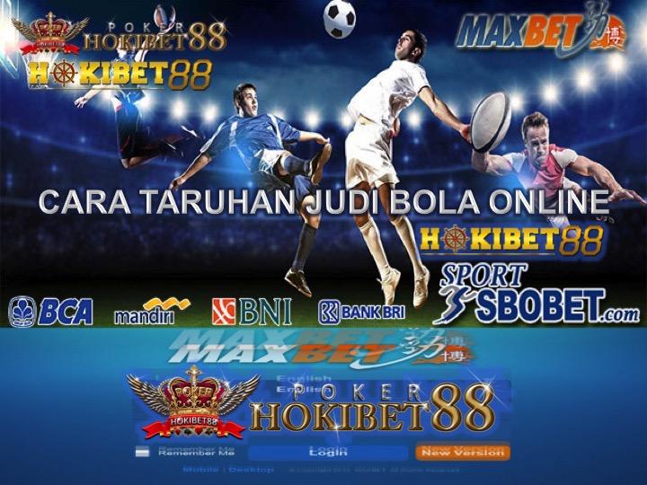 Pendaftaran Main Judi Bola Secara Online